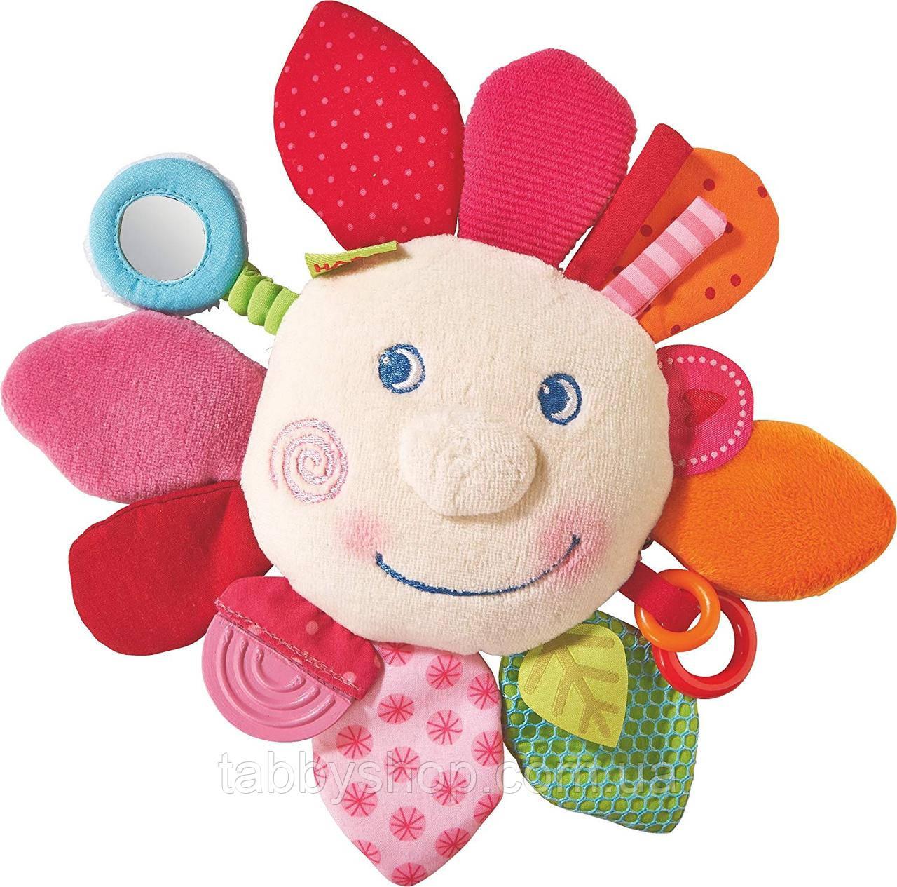 """Развивающая мягкая игрушка HABA """"Цветочек"""""""