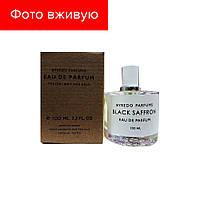 100 ml Tester Byredo Black Saffron. Eau de Parfume | Тестер Байредо Черный Шафран 100 мл ЛИЦЕНЗИЯ ОАЭ