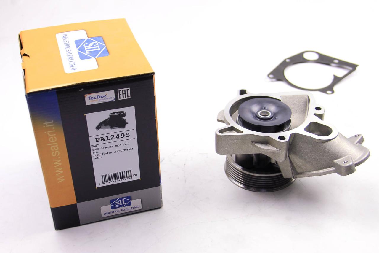 Водяной насос (помпа) BMW 3 (E90) 2003- Saleri SIL