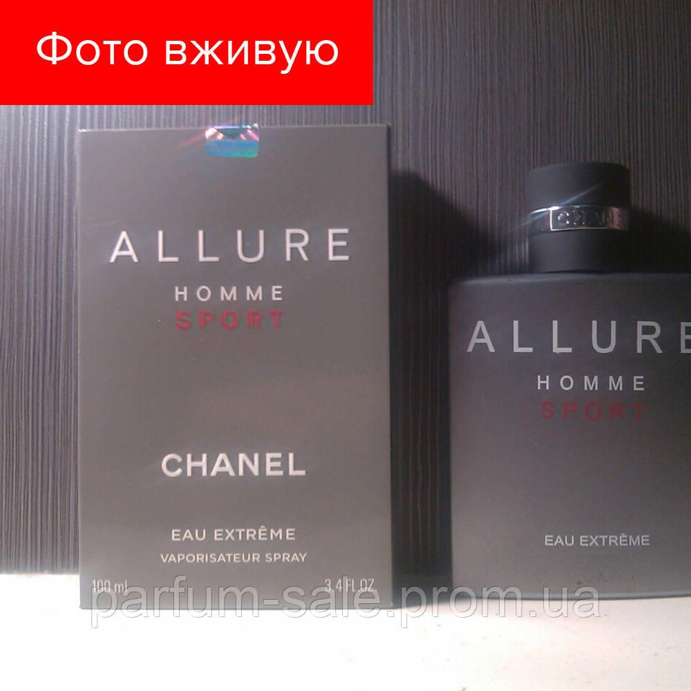 100 Ml Chanel Allure Homme Sport Eau Extreme Eau De Parfum парфюм