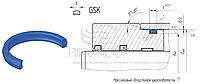 Статическое уплотнение GSК-080/1