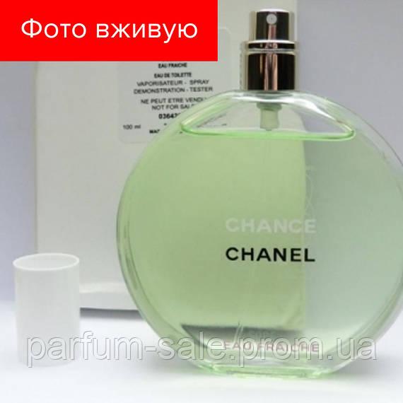 100 ml Tester Chanel Chance Eau Fraiche. Eau de Toilette  1824ad90a5bc0