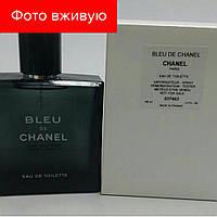 100 ml Tester Chanel Bleu de Chanel Men. Eau de Toilette | Тестер Туалетная вода Шанель Блю де Шанель 100 мл