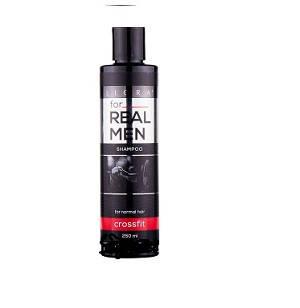"""Шампунь """"Liora"""" For Real Men Hunter для волос и тела 250 мл. 24шт. / Ящ"""