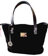 """Женская сумка, качественная """"FASHION"""",  замшевая, 059180, фото 1"""