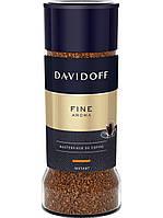 Растворимый кофе Davidoff Fine Aroma в стеклянной банке 100 г