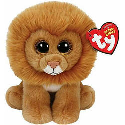 Мягкая игрушка Лев Луи 15 см