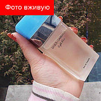 100 ml Dolce & Gabbana D&G Light Blue Women. Eau de Toilette |  Духи Дольче Габбана Лайт Блу женская 100 мл