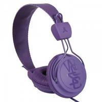 Наушники WESC Matte Conga Purple Passio