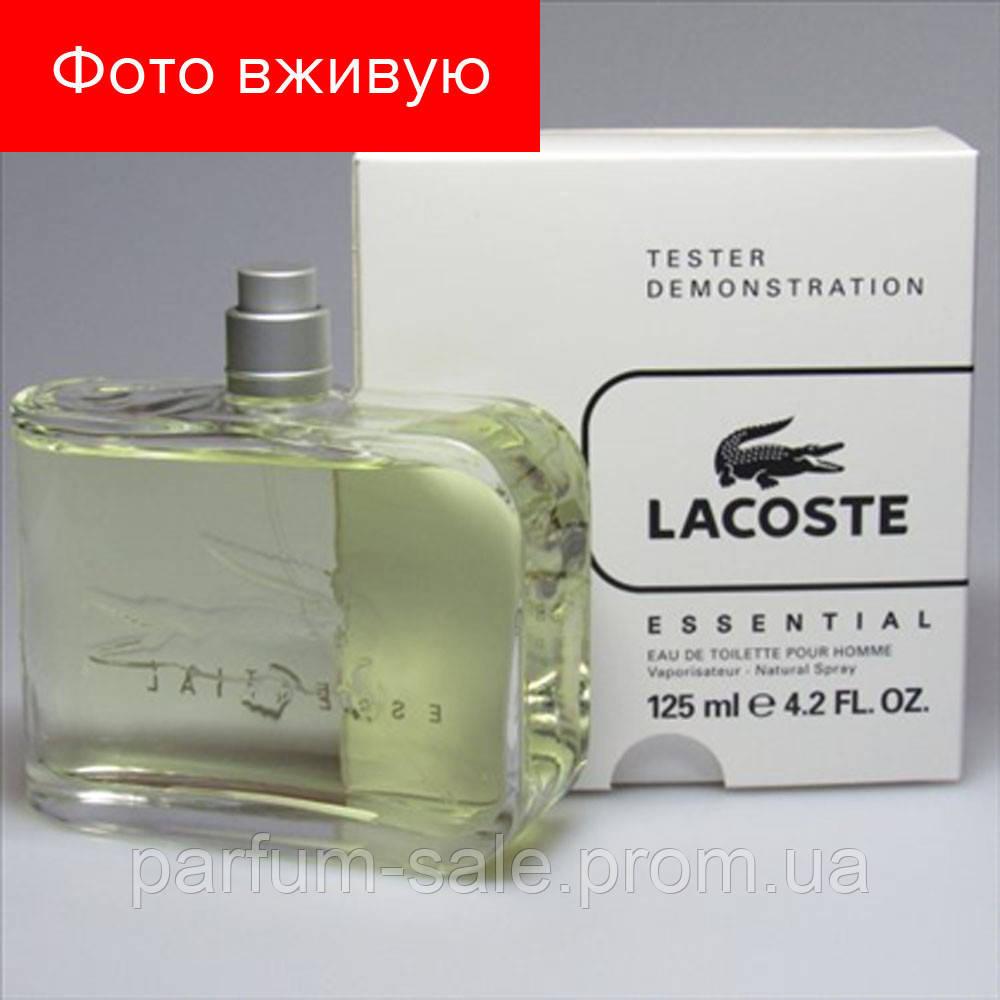 125 ml Tester Lacoste Essential Men. Eau de Toilette  dafaf67fbba65