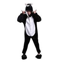 Кигуруми черная свинья (пижама) 50069
