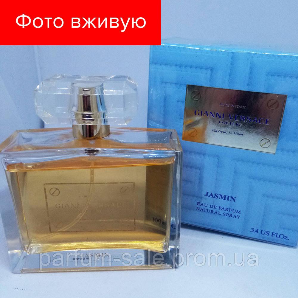 Люкс Жасмин Мл JasmineEau Де Кутюрє Luxe Versace ParfumВерсаче De Ml Gianni 100 Couture 8nk0PwOX