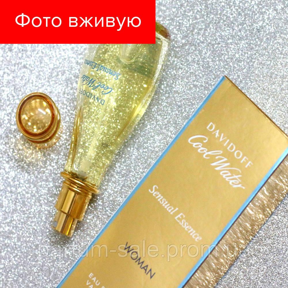 100 Ml Davidoff Cool Water Sensual Essence Eau De Parfum парфюм