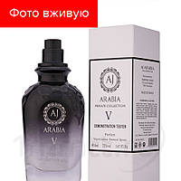 Tester Aj Arabia Private Collection V. Eau de Parfum 50 ml | Тестер Эйджей Аравия Приват Коллекшен 5 50 мл