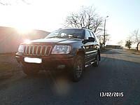Кузов Jeep Grand Cherokee 2003