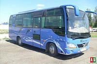 Лобовое стекло автобуса Shaolin SLG 6660