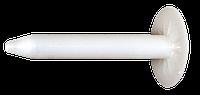 Тарельчатый дюбель для кровли 10х35 полипропилен