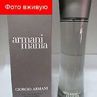 Giorgio Armani Mania Man Pour Homme. Eau de Toilette 100 ml  3bf5dc87bfd25