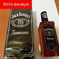 100 ml Jack Daniels Tennessee. Eau de Toilette | Мужская парфюмированая вода Джек Дэниэлс 100 мл ЛИЦЕНЗИЯ ОАЭ
