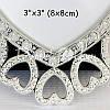 Фоторамка «Влюбленные» 12х12 см., фото 3