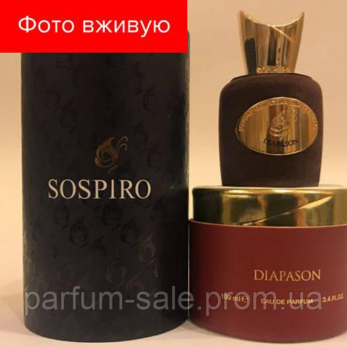 100 Ml Sospiro Perfumes Diapason Eau De Parfum парфюмированная