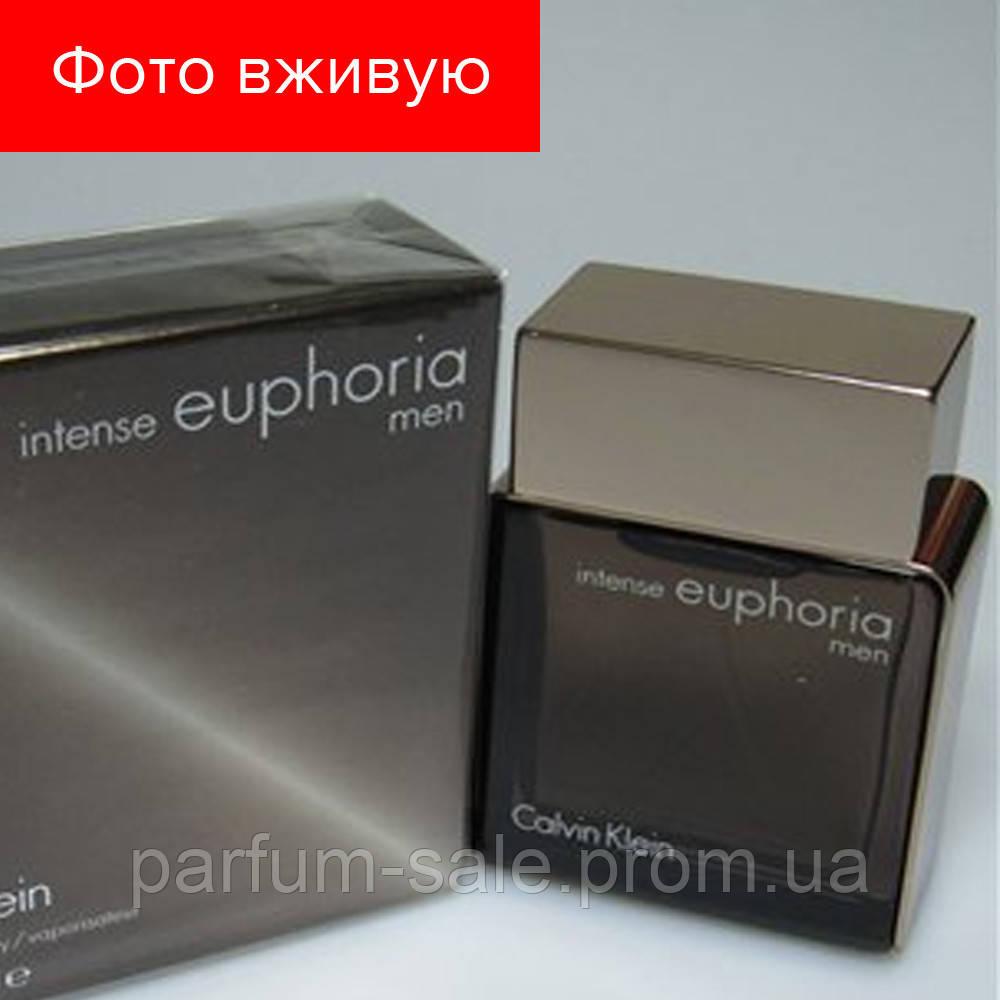 100ml Calvin Klein Euphoria Men Intense Eau de Toilette|Туалетная вода Кельвин Кляйн Эйфория Интенс