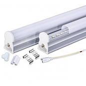 Линейный светодиодный светильник Т5 1200мм 16ВТ 4200К или 6500К