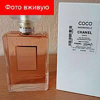100ml Tester Chanel Coco Mademoiselle. Eau de Parfum Тестер Парфюмированная вода Коко Шанель Мадмуазель 100мл