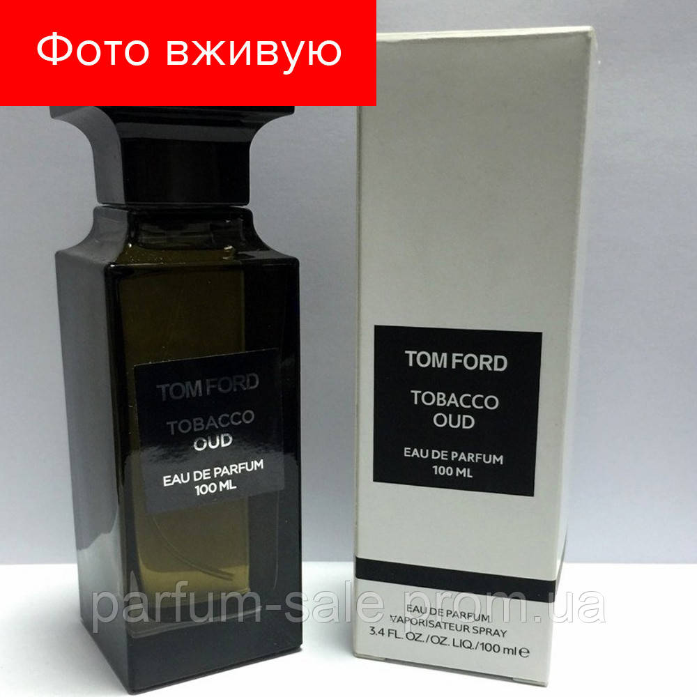 100 Ml Tester Tom Ford Tobacco Oud Eau De Parfum тестер парфюм