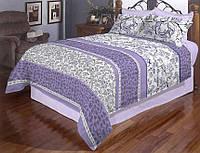 Семейный комплект постельного белья с двумя пододеяльниками «Бязь 510»