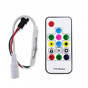 Dream контроллер RF RGB SP103E DC5-24V (14 кнопок) WS2801, WS2811, WS2812, WS2813