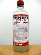 Смывка старой краски СП-6, 1 л