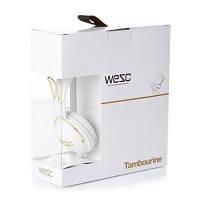 Наушники WESC Tambourine Golden White
