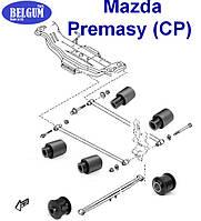 Сайлентблоки Mazda Premacy (CP) к-кт 12шт Задняя подвеска, фото 1