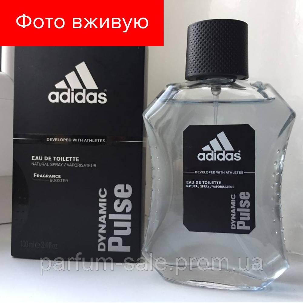100 Ml Adidas Dynamic Pulse Eau De Toilette туалетная вода адидас