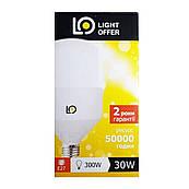 Лед лампа Light Offer 30W 5000К