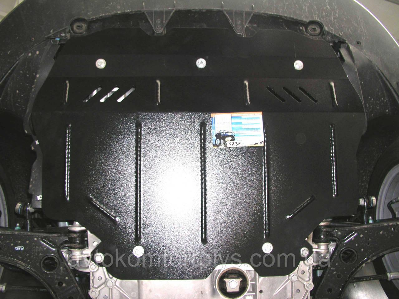 Металева (сталева) захист двигуна (картера) Seat Altea XL (2006-) (V-2,0 SSI)