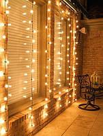Уличная гирлянда лампочки IP44. 230V. 20/30/50 ламп