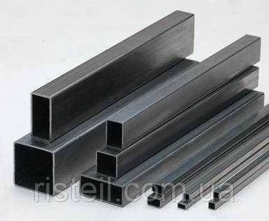 Трубы стальные квадратные, 80х80х2,0 мм