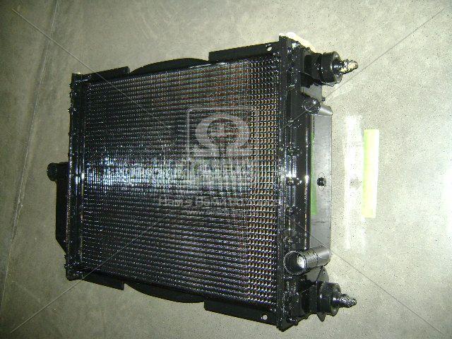 Радиатор водяного охлаждения МТЗ, Т 70 с дв.Д 240, 241 (4-х рядн.) (пр-во г.Оренбург), 70П.1301.010