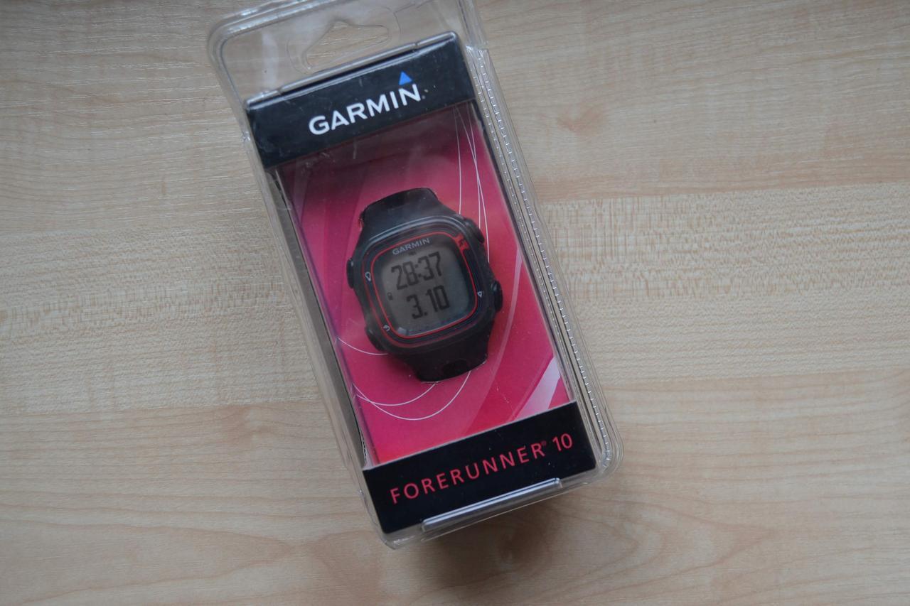 Новые Смарт Часы Garmin Forerunner 10 Black/Red Оригинал!