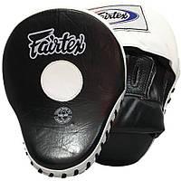 Лапы боксерские Fairtex FMV9 гнутые, фото 1