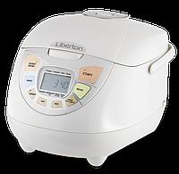 Мультиварка Liberton LMC 05-02 Y 5 л. 9 прогр. 900 Вт, фото 1