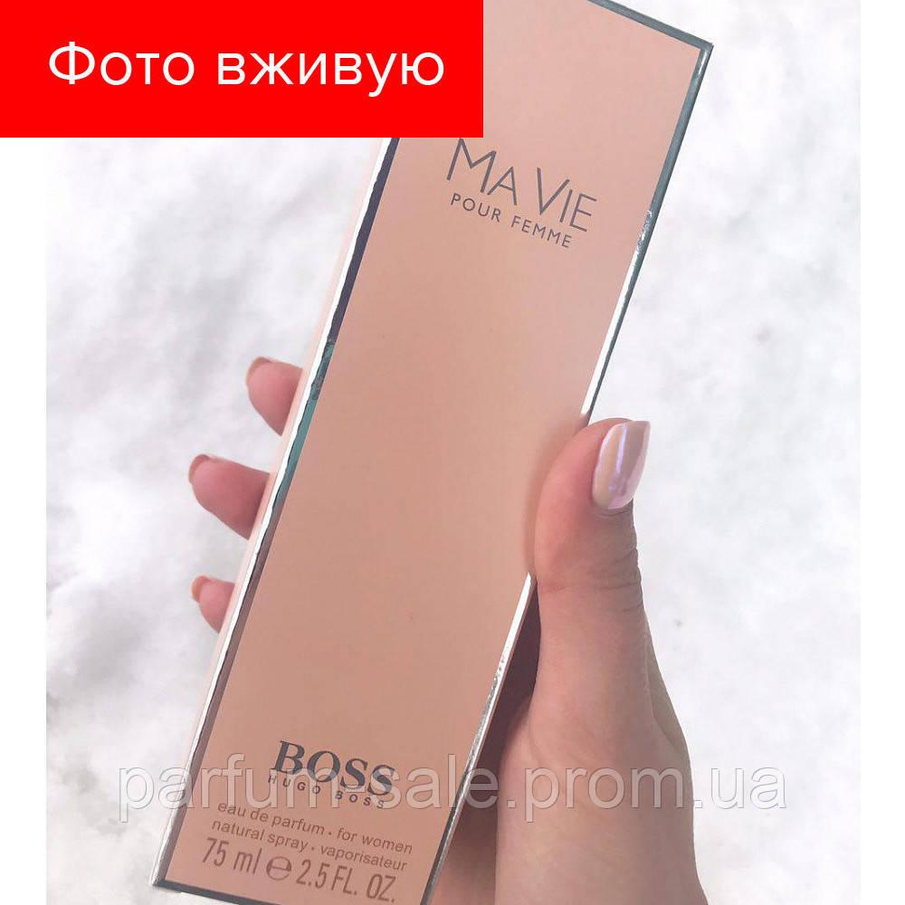 75 Ml Hugo Boss Ma Vie Pour Femme Eau De Parfum парфюмированная вода хуго босс ма вье фемме 75 мл