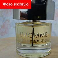 100 ml Yves Saint Laurent YSL L'Homme. Eau de Toilette | Туалетная Вода Ив Сен Лоран 100 мл ЛИЦЕНЗИЯ ОАЭ