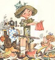 Курс по пошиву детской одежды
