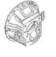 Картер ЯМЗ-236,238,238Н сцепления (универсал) АВТОДИЗЕЛЬ