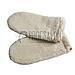 Варежки для парафинотерапии многоразовые меховые, Doily (1 пара в упаковке), фото 2