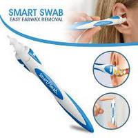 Прибор для чистки ушей ухочистка Smart Swab