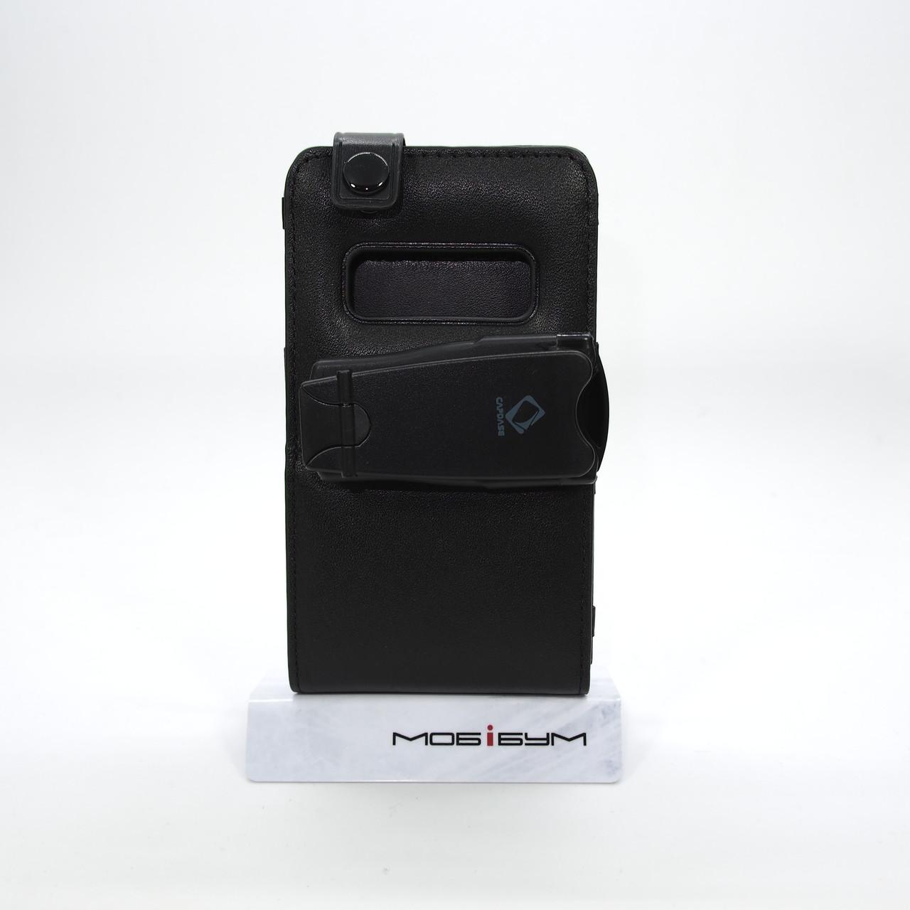Чехлы для Nokia Capdase FlipTop Leather X7 black